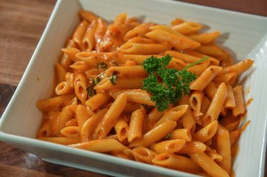 Lunch special pastas
